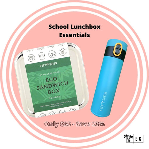 The Plastic Free School Bundle - Save 23%