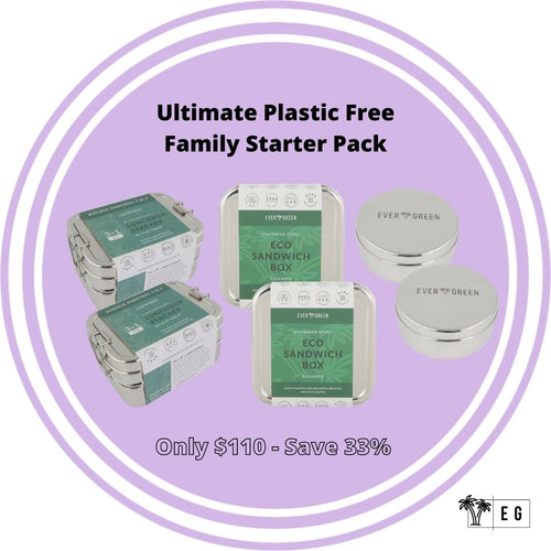 The Ultimate Plastic Free Starter Bundle - Save 33%