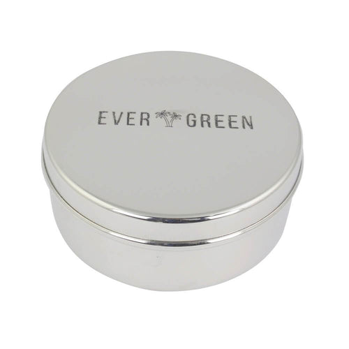 Evergreen Snacker - Round