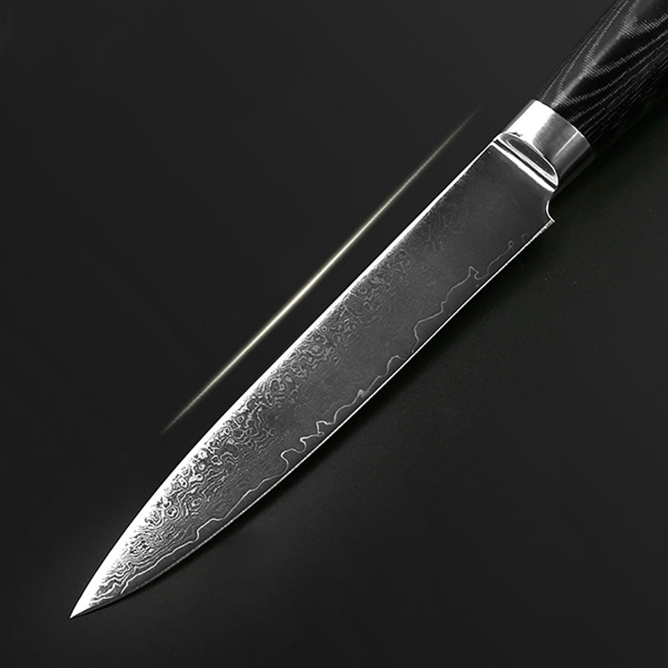 "5"" Damascus Steel Chef's Knife"