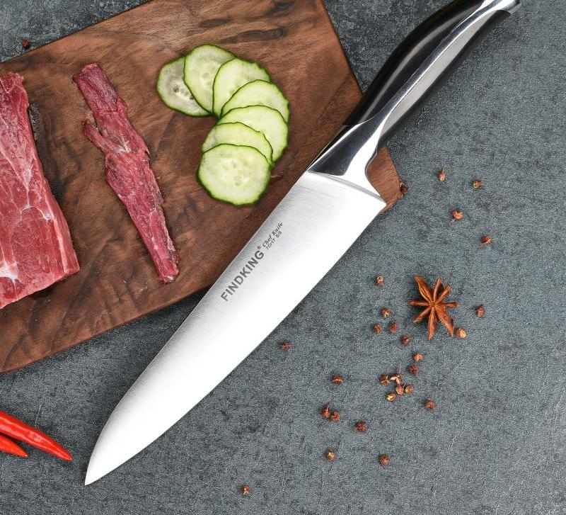 "8"" Stainless Steel Chef's Knife"