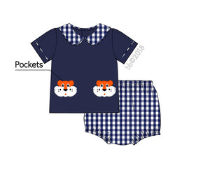Tiger Pocket Bloomer Set