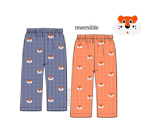 BB Collection Tiger Reversible Pants