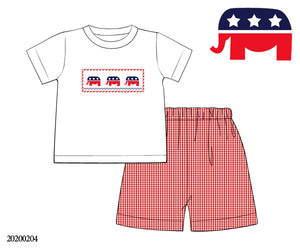 Republican T-Shirt Set