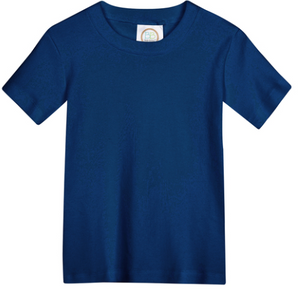 Blank: Navy Short Sleeve Tee
