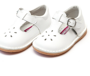 Shoes: Joy Vintage Mary Jane Shoe- White