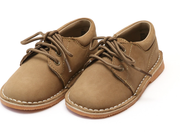 Shoes: L'Amour Tyler Boy Shoe- Nubuck