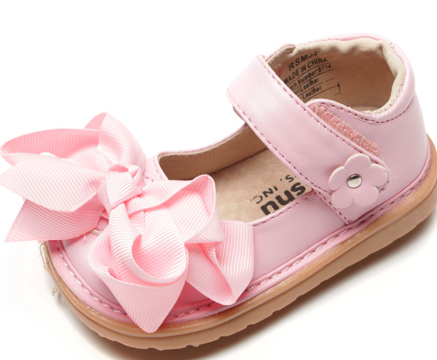 Shoes: Ready Set Mary Jane- Pale Pink