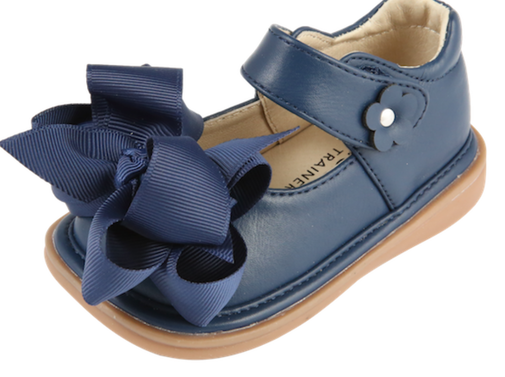 Shoes: Ready Set Mary Jane- Navy