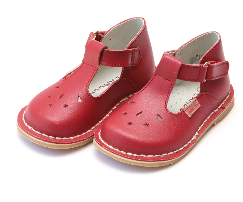 Shoes: Cassie High T-Strap Mary Janes (with tiny stars)