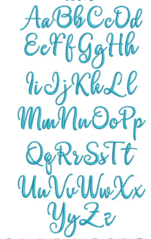 Font: Lily