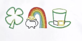Embroidery Add On: Pot of Gold
