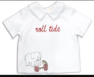 Embroidery Add On: Customizeable Elephant vintage stitch: