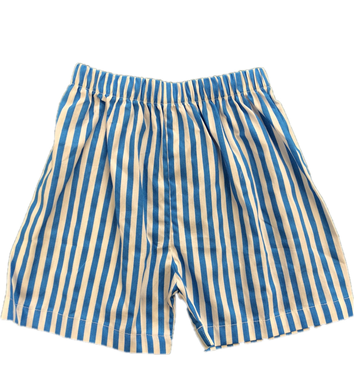 Aqua Stripe SHORTS ONLY