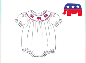 Special Order: Republican Elephant Bubble