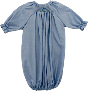 Blue Elephant Daygown