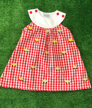 BB Collection School Bus Dress
