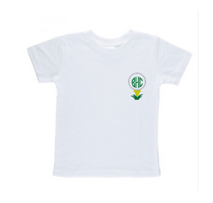 Embroidery Add On: Golf Ball Tee with Monogram
