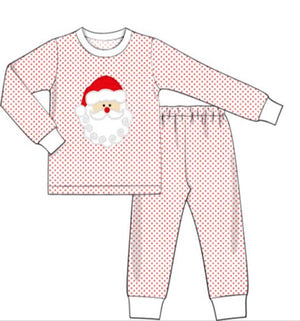 Santa Two Piece Pajama