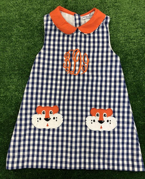 BB Collection Tiger Pockets Dress