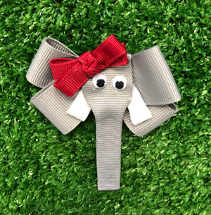 Elephant Barrette