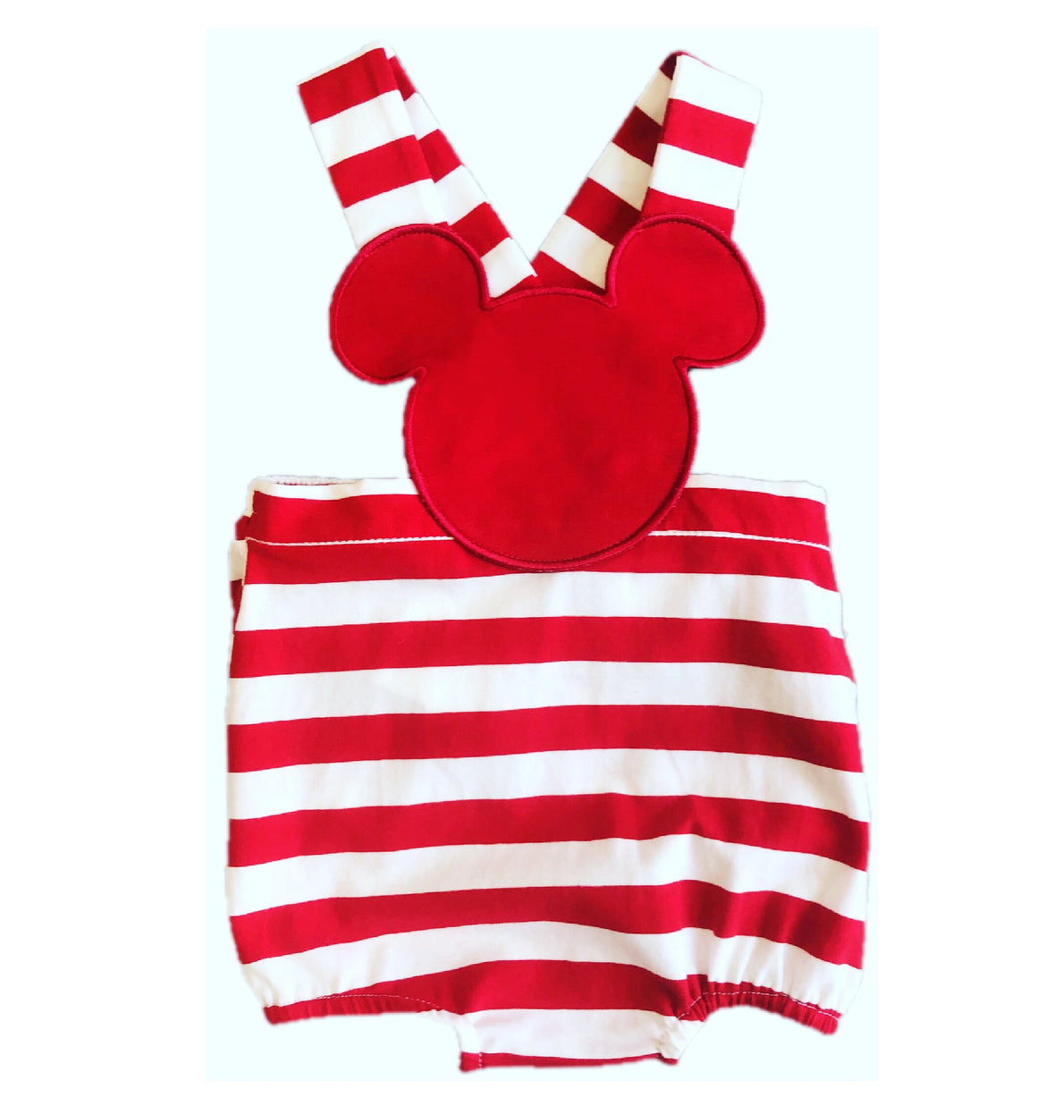 Mickey Inspired Sunsuit