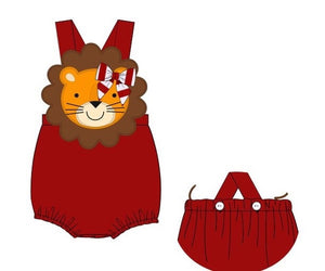 Special Order: Lion Sunsuit