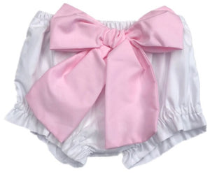 Pink Bow Bloomer