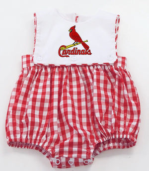 Embroidery Add On: Cardinals
