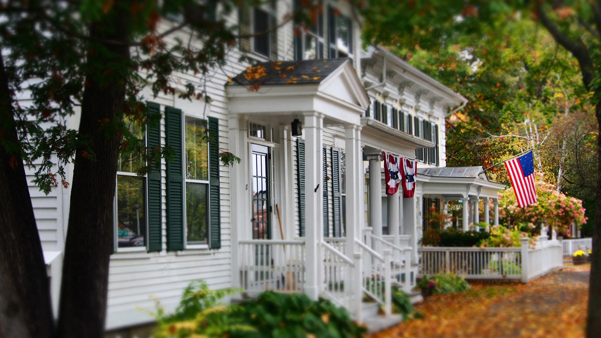 10 New England Fall Road Trip Destinations