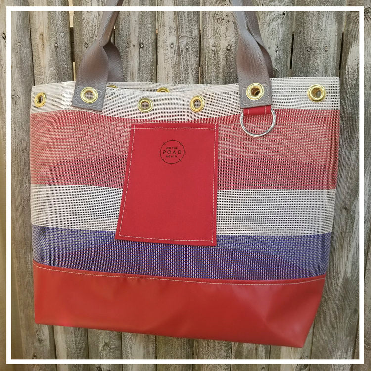 Liberty Red Tote Bag™️