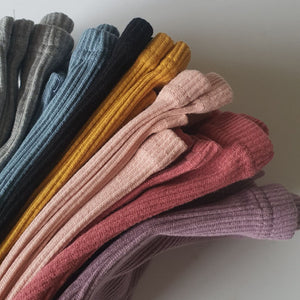 Ribbed Leggings - 7 colours