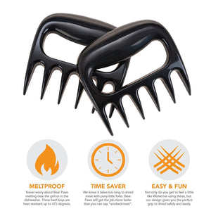 GrillMaster™ Bear Claws