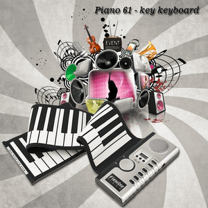 Flexiano™ 61-key Portable Piano