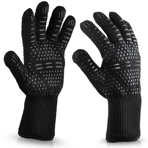 GrillMaster™ Heat Resistant Gloves