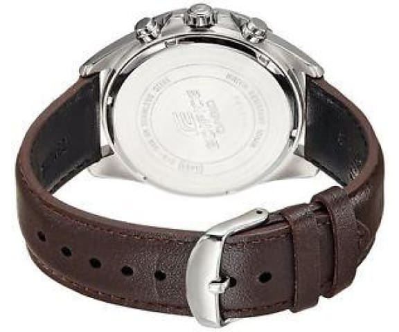 EDIFICE EFR-546L-7AVUDF Mens Sporty Leather Watch