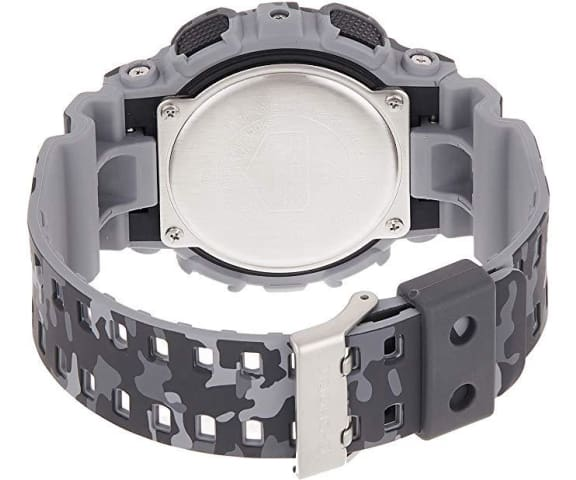 G-SHOCK GA-100CM-8AER Analog-Digital Camouflage Grey Mens Watch