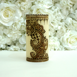 Large Henna Candle - Henna Dil Se
