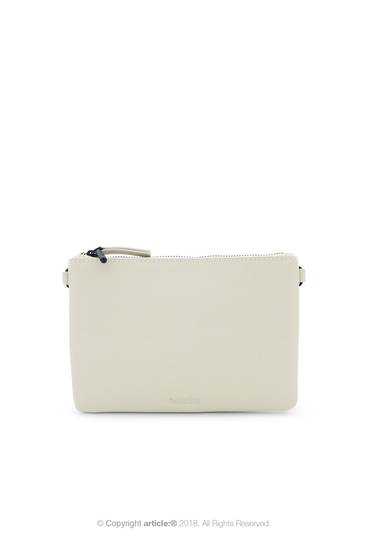 article: #001 Pochette Flat - Oyster