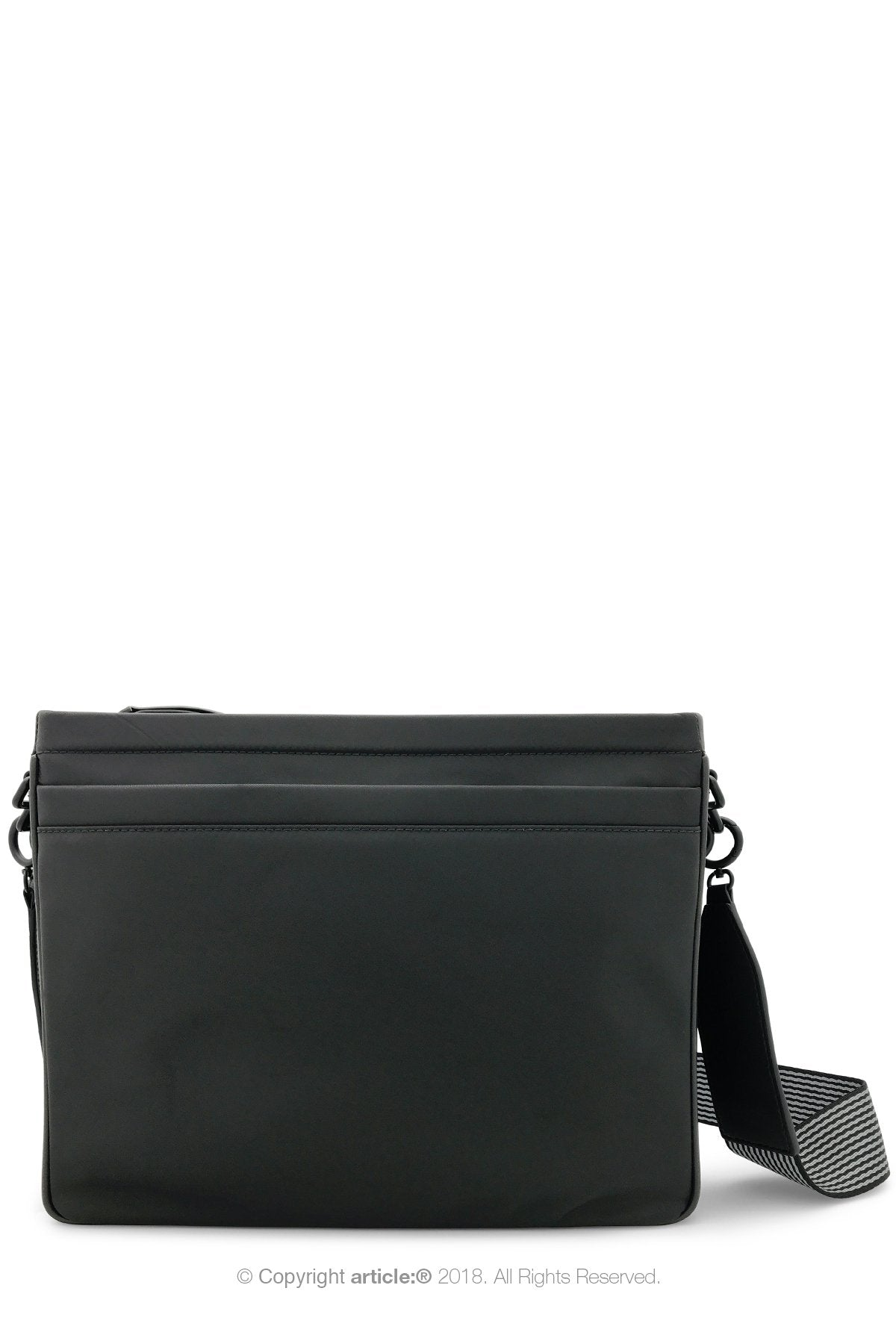 article: #160 Bag Messenger - Noir