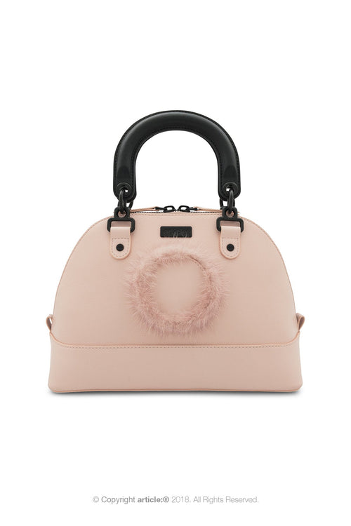 article: #140 Handbag Top Handle - Ballet