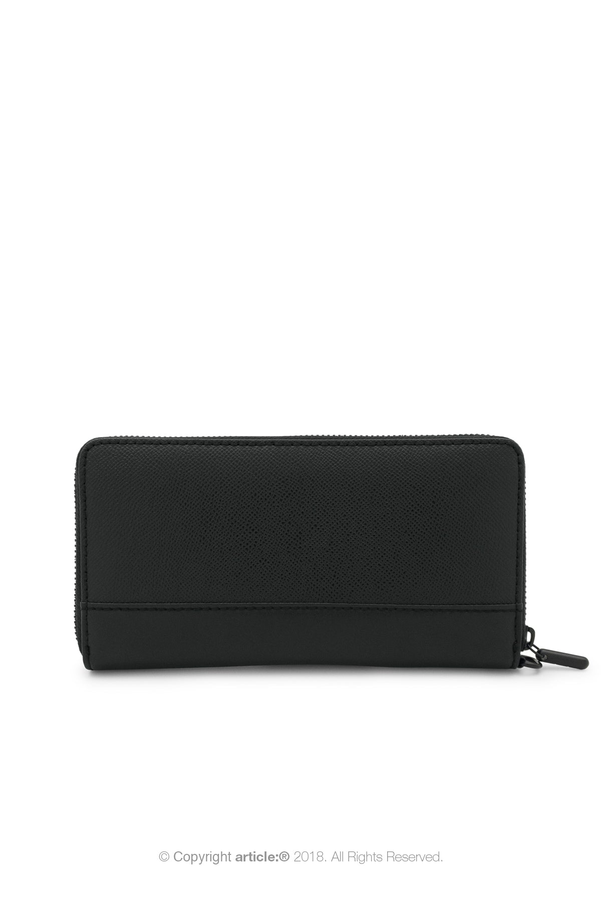 article: #230 Wallet Men - Noir