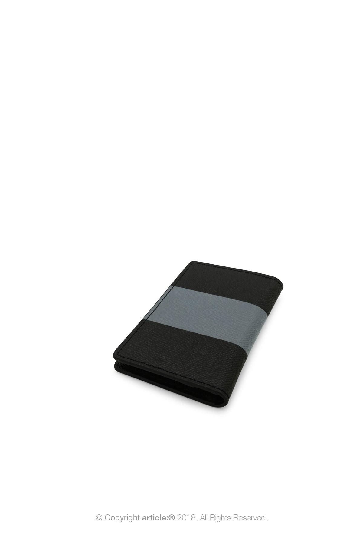article: #202 Card Holder Men - Noir