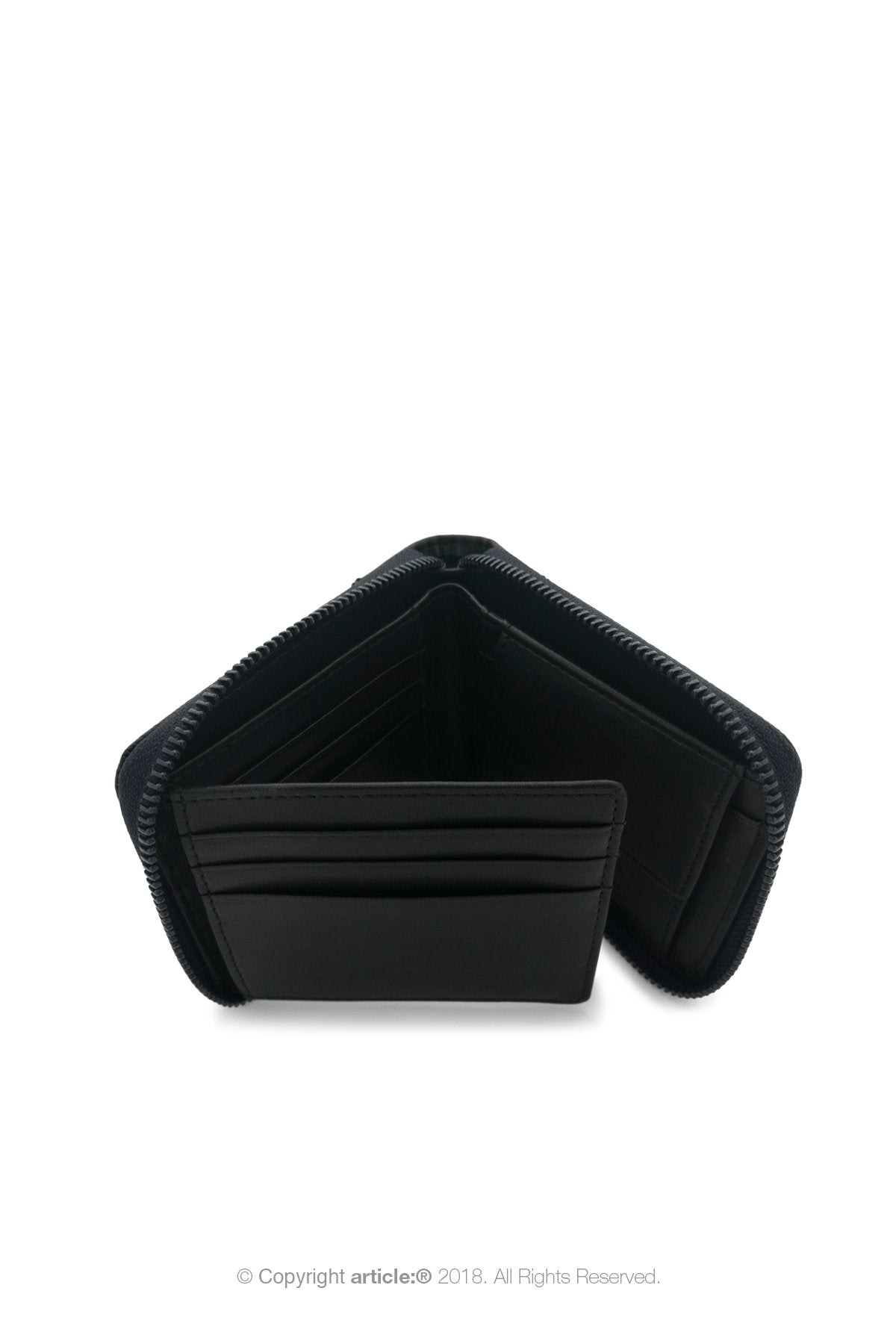 article: #220 Wallet Men - Noir