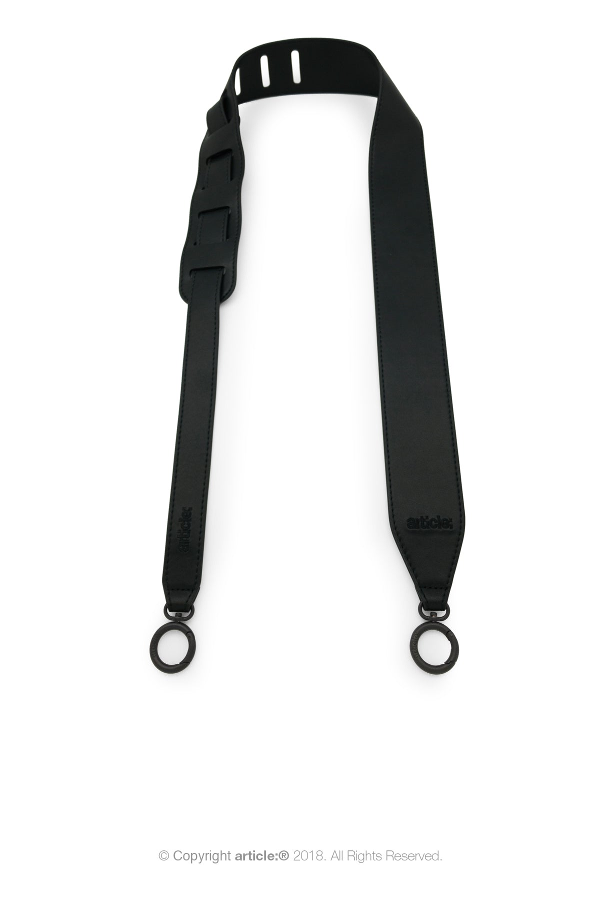 article: #330 Crossbody Strap Men - Guitar