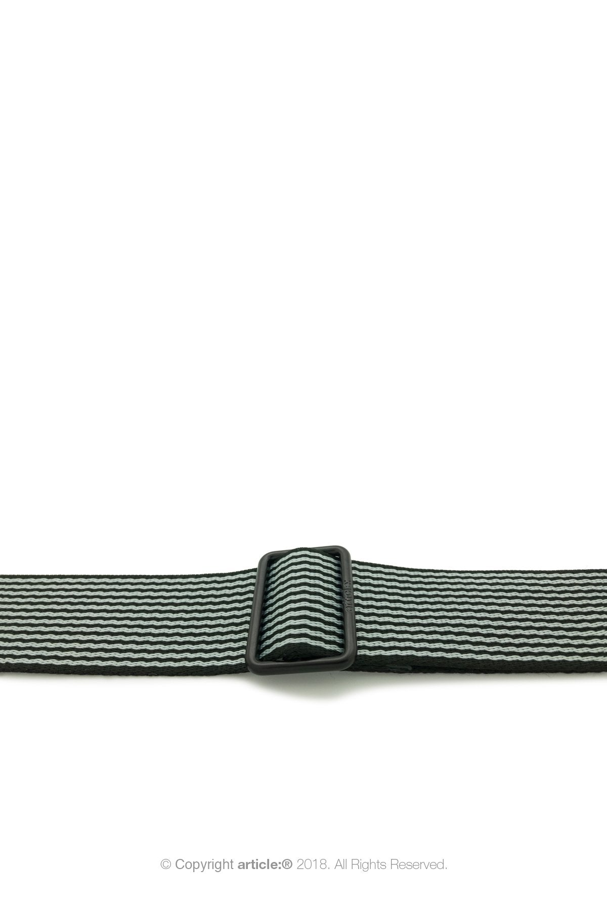 article: #320 Crossbody Strap - Stripe