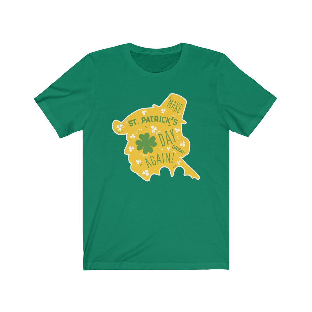 Make St. Patrick's Day Great Again Tee