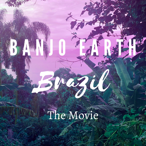 Banjo Earth Brazil - The Movie (DVD)