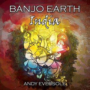 Banjo Earth India Passport Package (CD,DVD,TSHIRT)