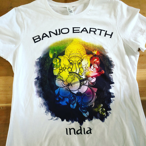 Banjo Earth India T-Shirt